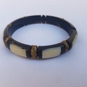 ⚡3/$12⚡ Vintage Wooden Boho Bracelet